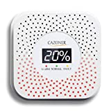 Cazoner Natural Gas Detector and Propane Alarm, Methane,...