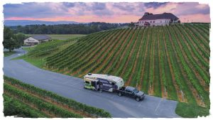 RV Outside Vineyard