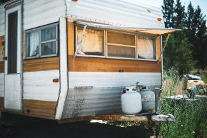 Old RV Picture